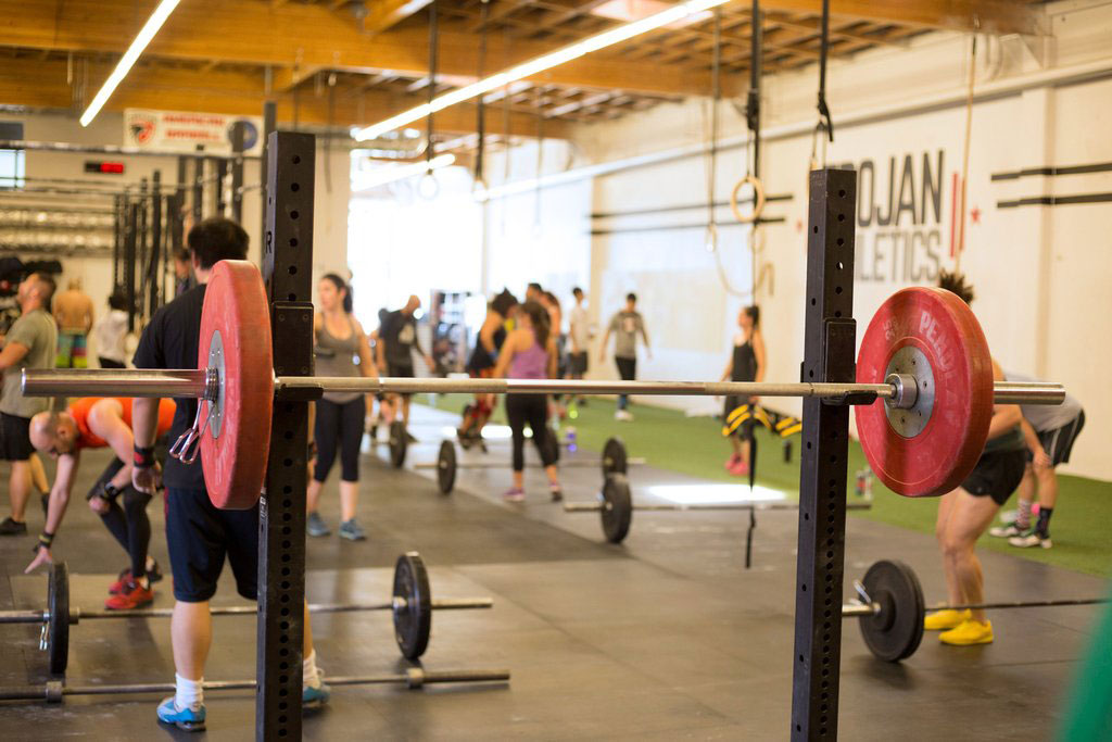 Downtown Los Angeles Olympic Weightlifting | ESTLR Athletics Los Angeles